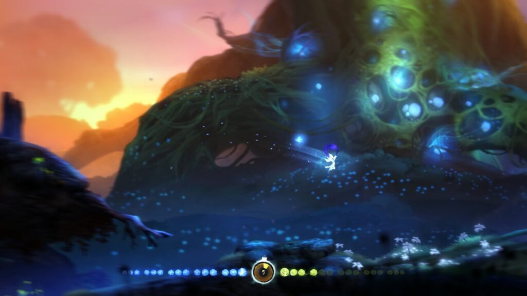 Ori and the Blind Forest: Definitive Edition(オリとくらやみの森)評価と感想 おすすめメトロイドヴァニア2Dアクションゲーム