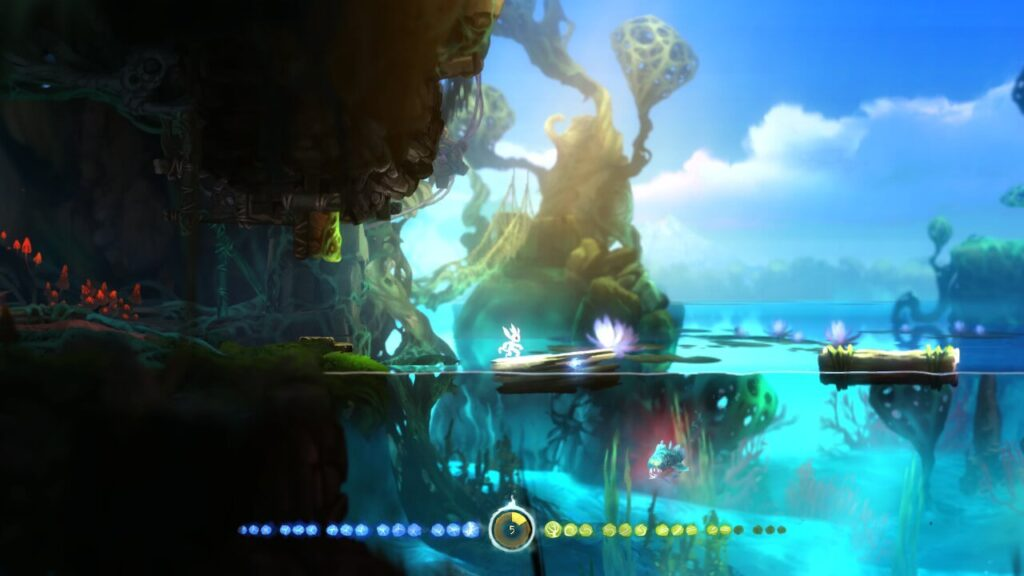 Ori and the Blind Forest: Definitive Edition(オリとくらやみの森)攻略サイト 全体マップ有りで各種アイテムやスイッチの場所を掲載